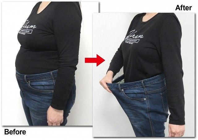 内臓脂肪を簡単に落とすには?